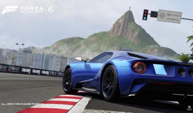 Forza 6 gameplay