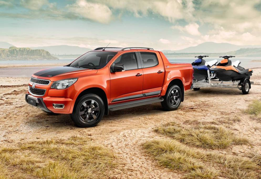 2015 holden colorado z71 sports edition on sale from 54 990 performancedrive. Black Bedroom Furniture Sets. Home Design Ideas