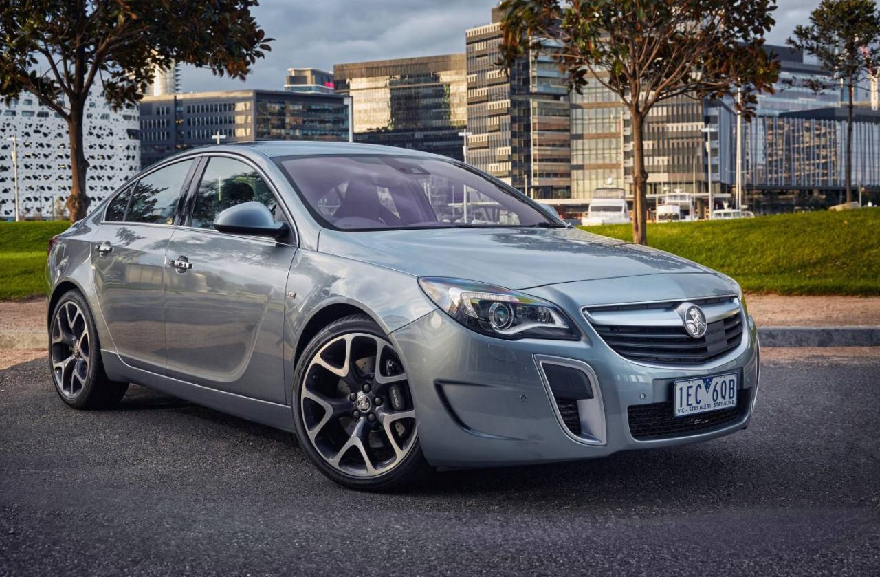 Holden Insignia Vxr Now On Sale In Australia From 51 990