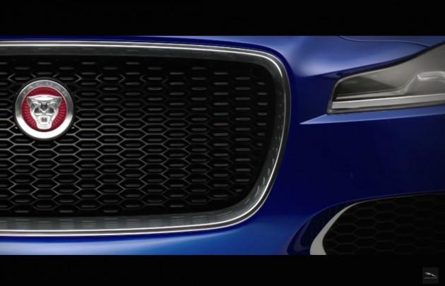 Jaguar F-Pace preview
