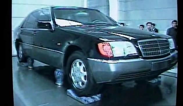 Kim Il-Sung - Mercedes W140