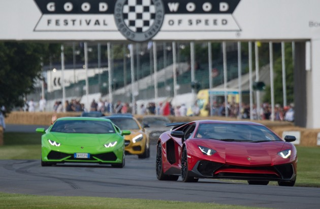 Lamborghini Aventador Superveloce-Goodwood