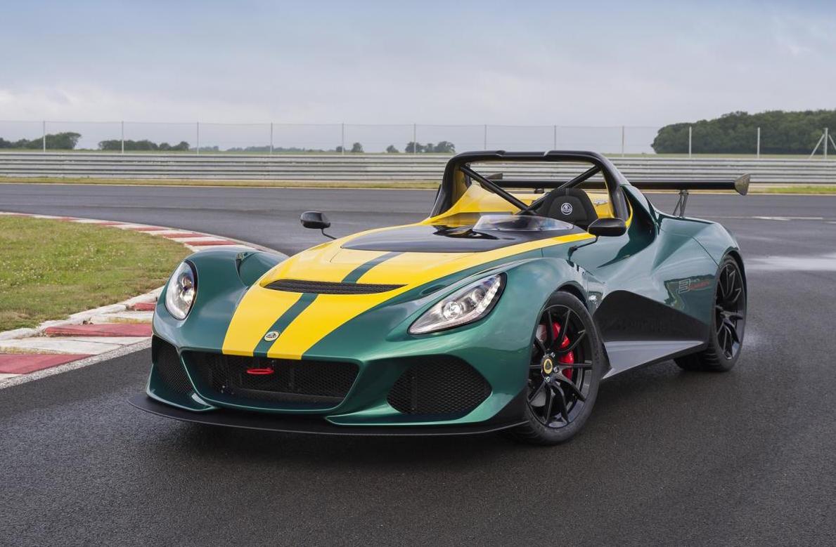 Lotus 3-Eleven revealed, quickest road-legal Lotus ever ...