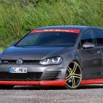 MR Racing tunes the VW Golf GTD, shows diesel potential