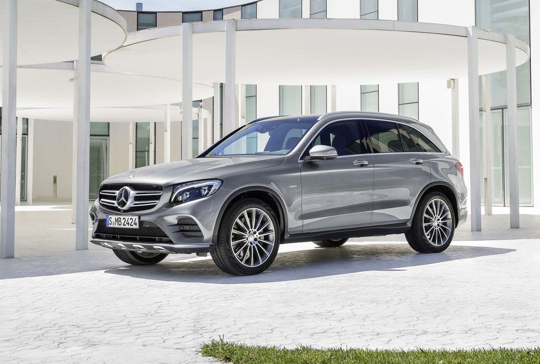 Mercedes benz glc unveiled on sale in australia in for Mercedes benz glc for sale