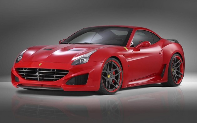 Novitec Rosso N-Largo Ferrari California T-kit
