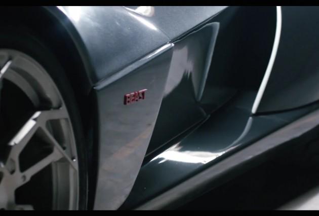 Rezvani Motors Beast preview