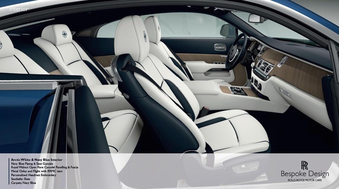 rolls royce wraith porto cervo special edition revealed performancedrive. Black Bedroom Furniture Sets. Home Design Ideas