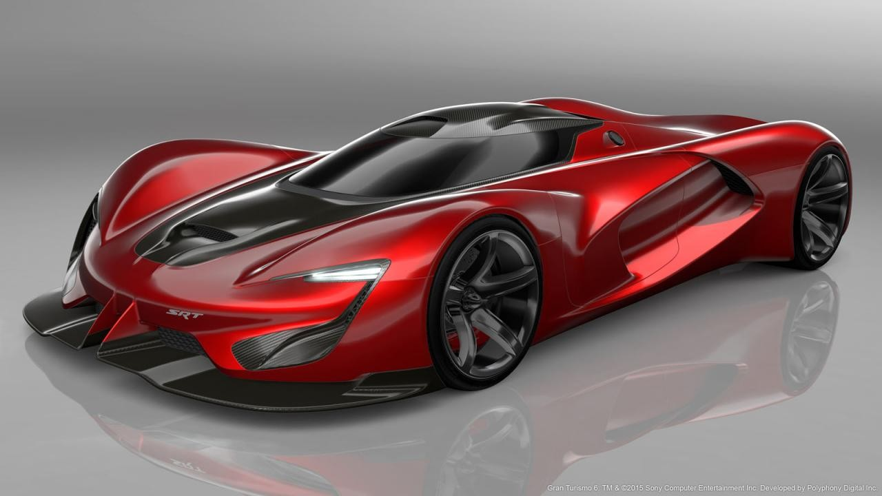 Srt Tomahawk Vision Gt Concept Revealed Up To 1931kw