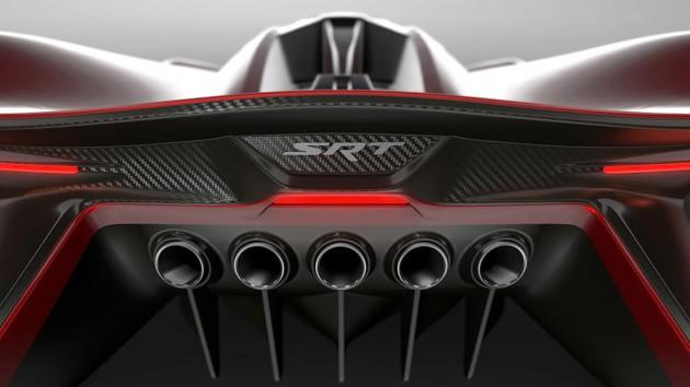 SRT Tomahawk Vision GT concept-preview