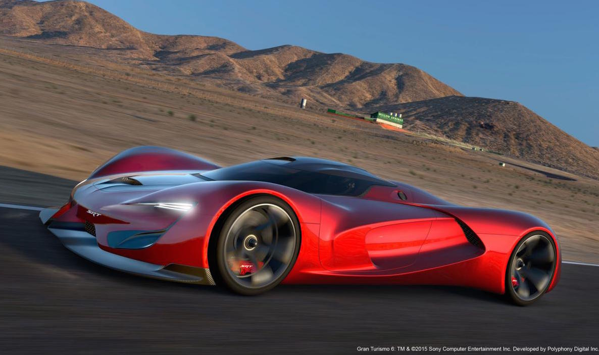 Srt Tomahawk Vision Gt Concept Revealed Up To 1931kw Performancedrive