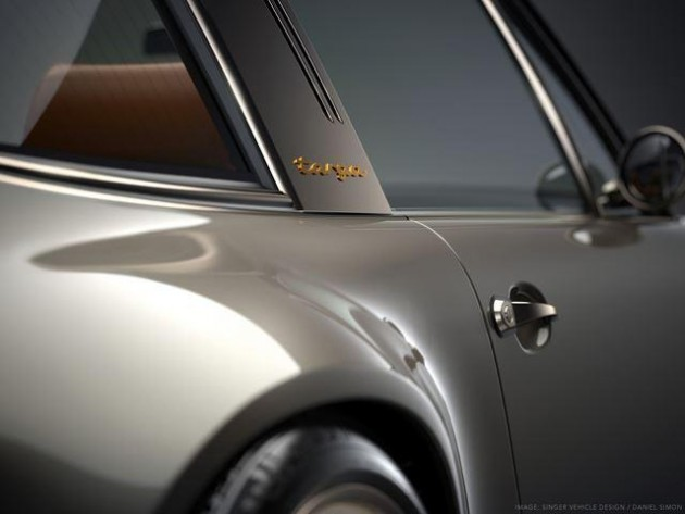 Singer Design Porsche 911 Targa-preview