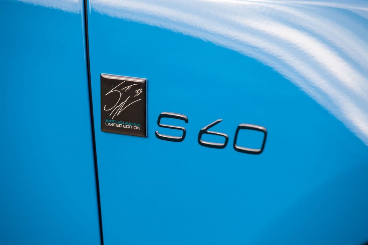 Volvo S Polestar Scott Mclaughlin Edition Badge X