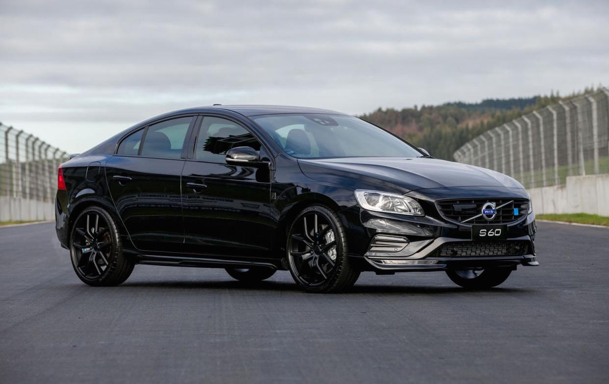 volvo s60 polestar scott mclaughlin edition announced for nz performancedrive. Black Bedroom Furniture Sets. Home Design Ideas