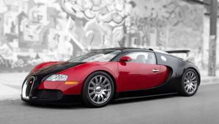 For Sale: Original 2006 Bugatti Veyron build number 001