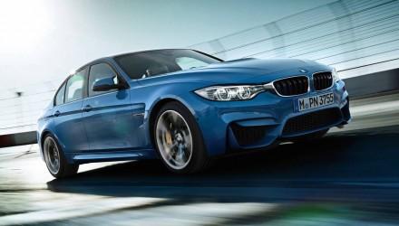 2015 BMW M3 & M4 LCI update on sale in Australia from $139,900