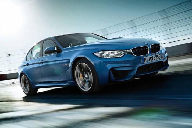 2015 BMW M3 LCI