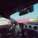 Video: Ford shows Mustang lapping Silverstone in 360 view