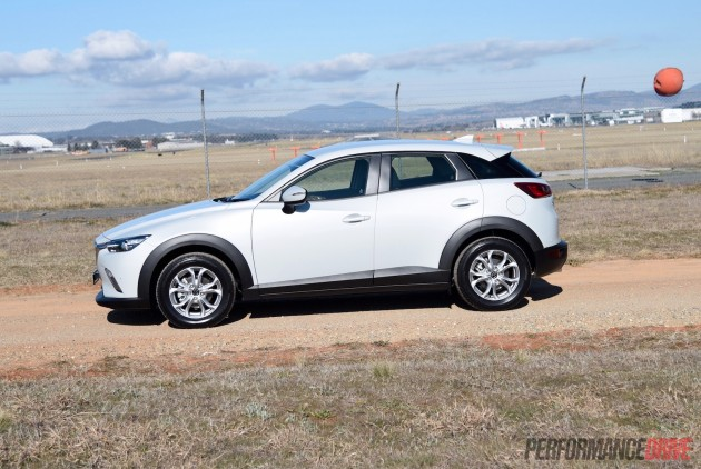 2015 Mazda CX-3 Maxx-Ceramic Metallic white