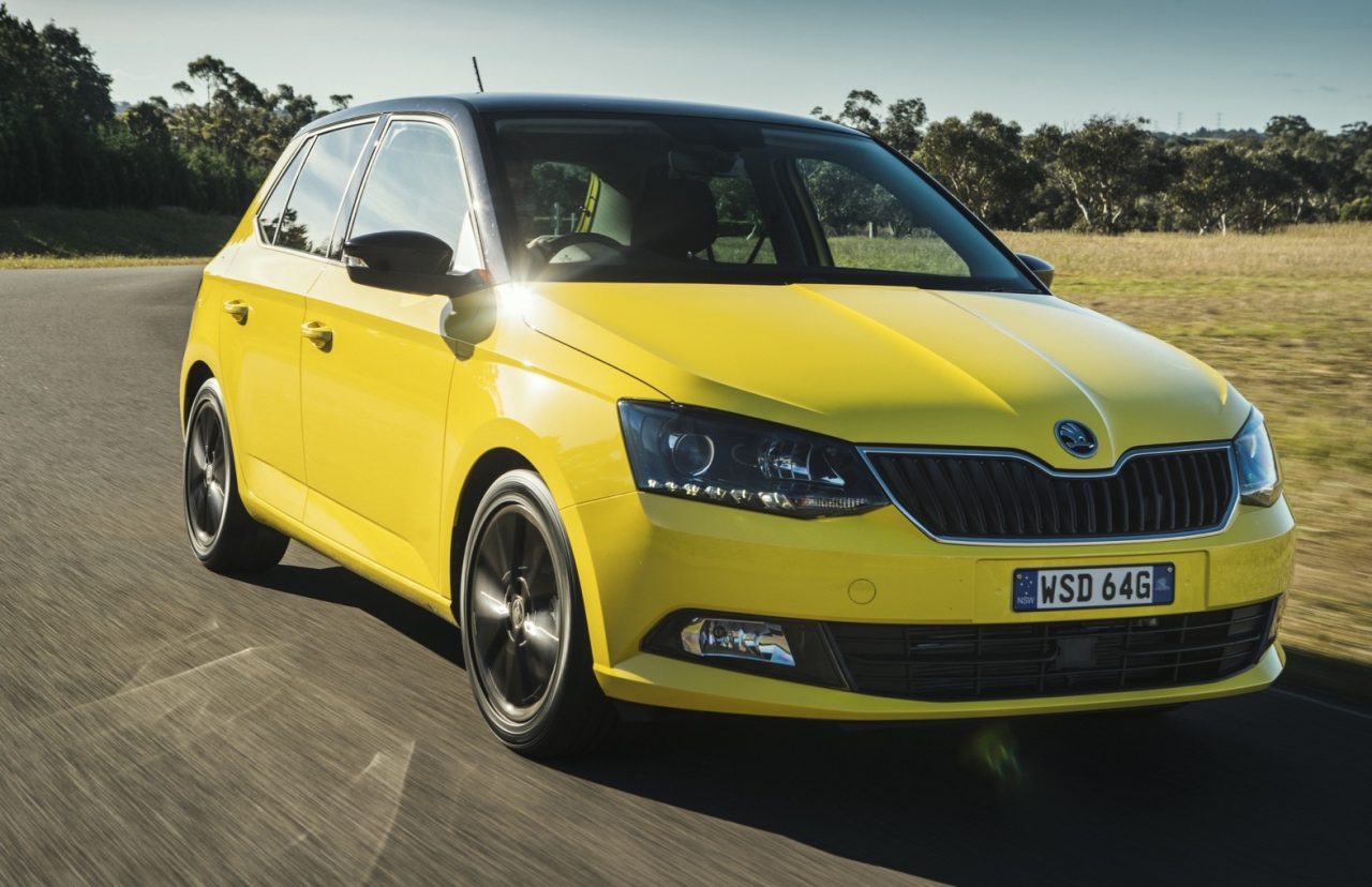 new 2015 skoda fabia on sale in australia from 15 990 performancedrive. Black Bedroom Furniture Sets. Home Design Ideas
