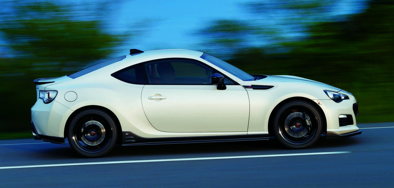 2015 subaru brz ts sti announced for japan limited to 300 units. Black Bedroom Furniture Sets. Home Design Ideas
