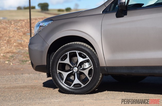 2015 Subaru Forester 2.0D-S-18in wheels