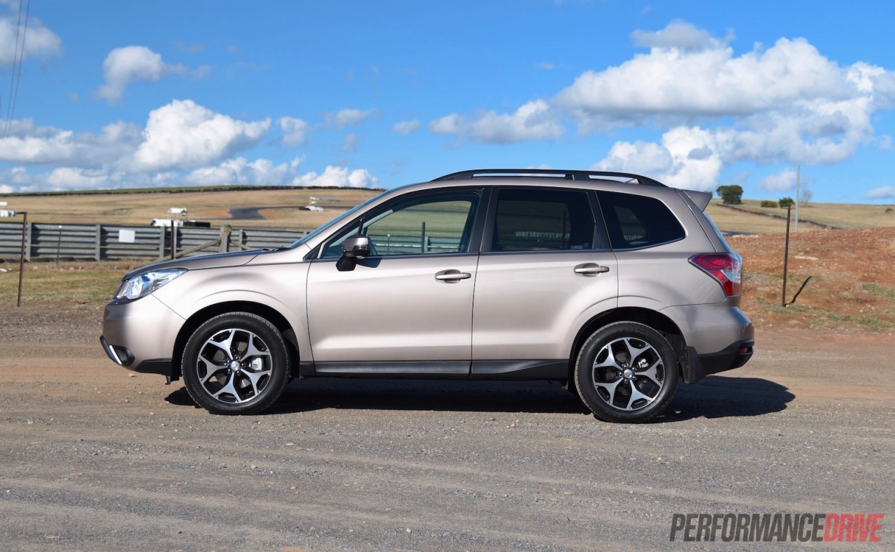 2015 Subaru Forester 2.0D-S review (video) | PerformanceDrive