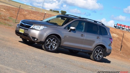 2015 Subaru Forester 2.0D-S review (video)