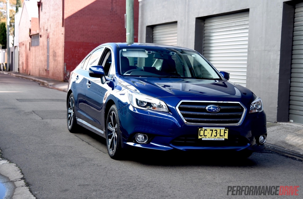 Subaru Liberty 3 6 R Premium Review 28 pictures about