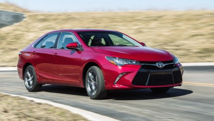 2017 Toyota Camry to adopt new 2.0T engine – report