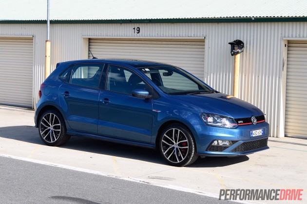 2015 Volkswagen Polo GTI-Australia