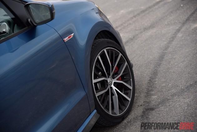2015 Volkswagen Polo GTI-tyres