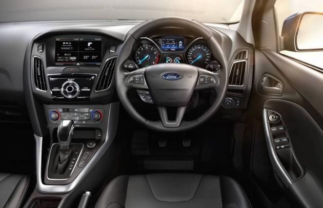 2016 Ford Focus-interior