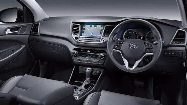 2016 Hyundai Tucson-interior