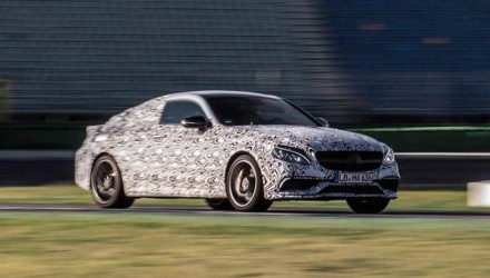 2016 Mercedes-Benz C 63 AMG Coupe previewed