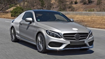 2016 Mercedes C-Class Coupe gets sportier, reduced rear space