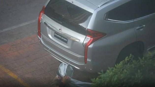 2016 Mitsubishi Challenger-rear