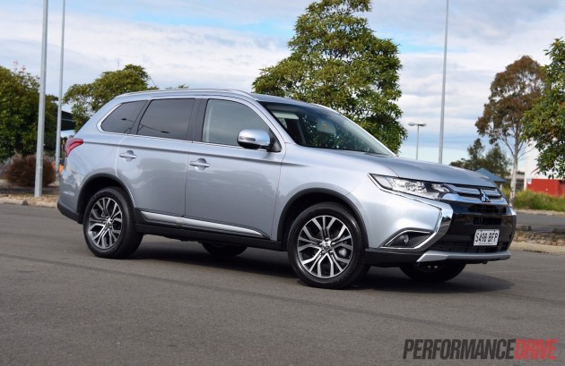 2016 Mitsubishi Outlander XLS DiD