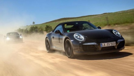 2016 Porsche 911 facelift to feature new 3.0L turbo engines – report