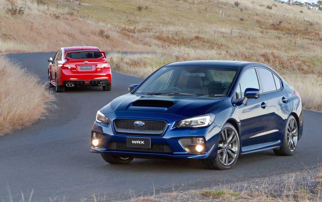 2016 Subaru WRX & STI on sale in Australia from $38,990 ...