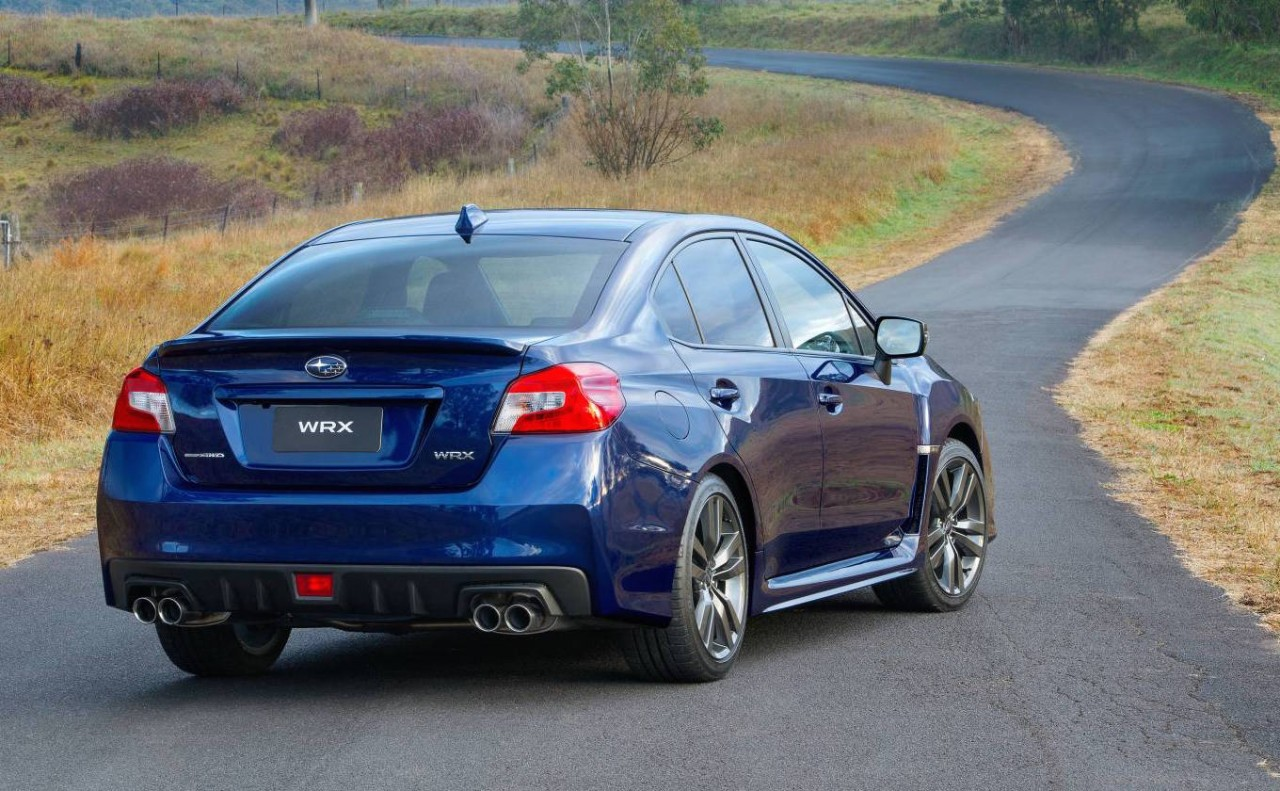 Subaru Wrx Sti 2017 For Sale >> 2016 Subaru WRX & STI on sale in Australia from $38,990 | PerformanceDrive