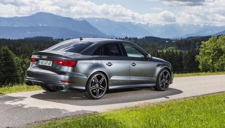 ABT develops new tuning kit for 2015 Audi S3 sedan