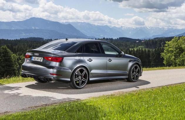 ABT 2015 Audi S3 sedan-side