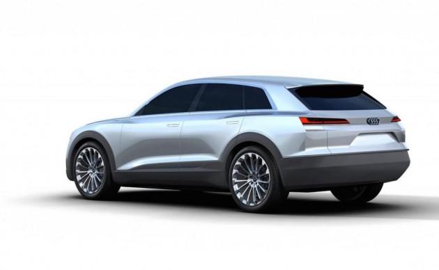 Audi C-BEV concept-maybe