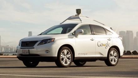 Autonomous Google car involved in crash, human error (video)
