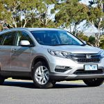 Honda CR-V VTi-S gets price drop in Australia, to boost sales