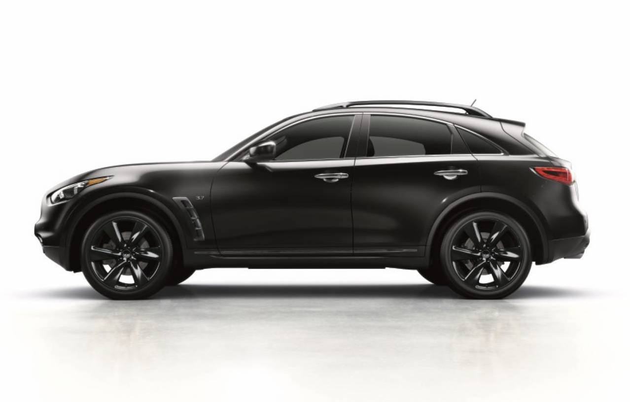 infiniti qx70 s design on sale in australia from 88 900 performancedrive. Black Bedroom Furniture Sets. Home Design Ideas