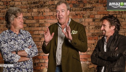 Jeremy Clarkson and Top Gear team sign deal with Amazon
