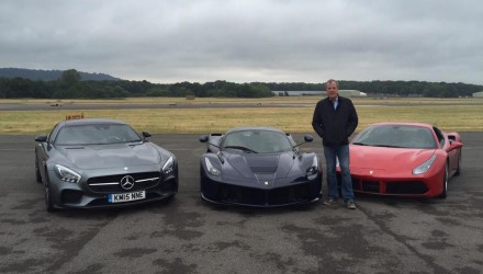 What Car Does Jeremy Clarkson Drive Renault