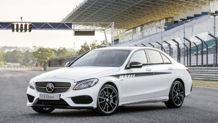 AMG styling accessories announced for Mercedes-Benz C-Class